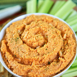 Pimento Cheese Hummus