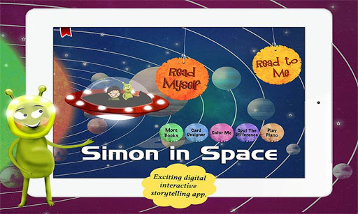Simon in Space