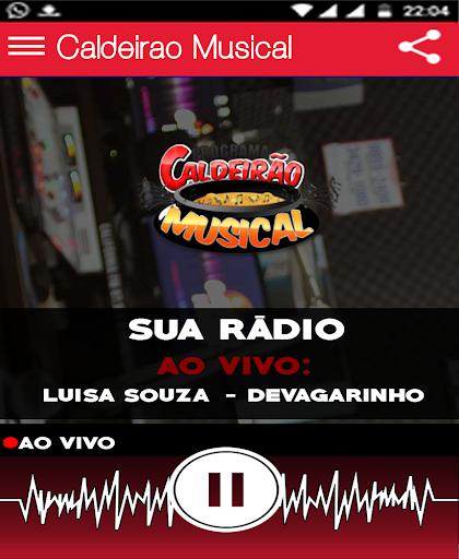 Caldeirão Musical screenshot 2