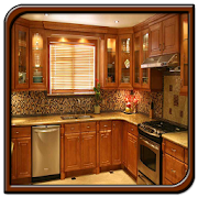 Modern Wood Kitchen Cabinets