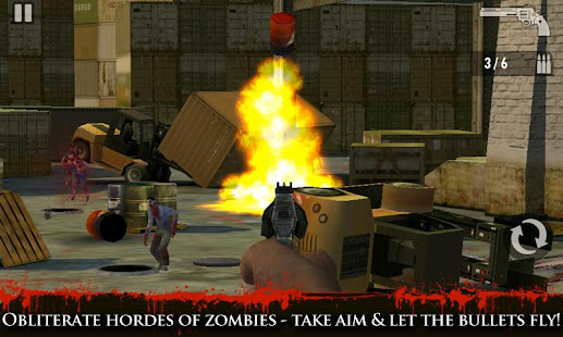 CONTRACT KILLER: ZOMBIES (NR) Mod