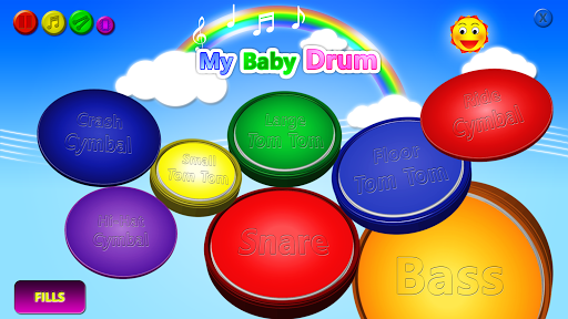My baby Drum Screenshot