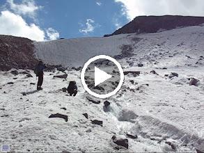 Video: video of Lyell glacier melting