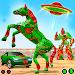 Demolition Derby Car Transform Horse Robot Games icon