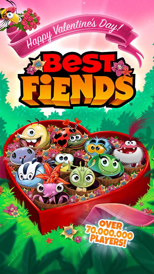 Spiel Best Fiends