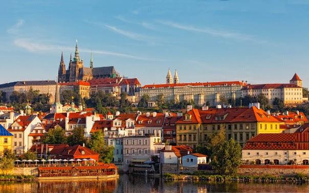 Bairro do Castelo de Praga  (Hradcany)