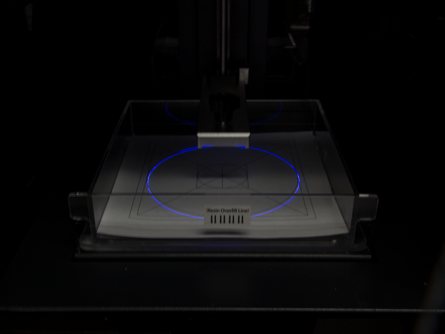 The Galvo test is quick. All you're trying to do is see that the laser is able to trace a circle on the pattern.