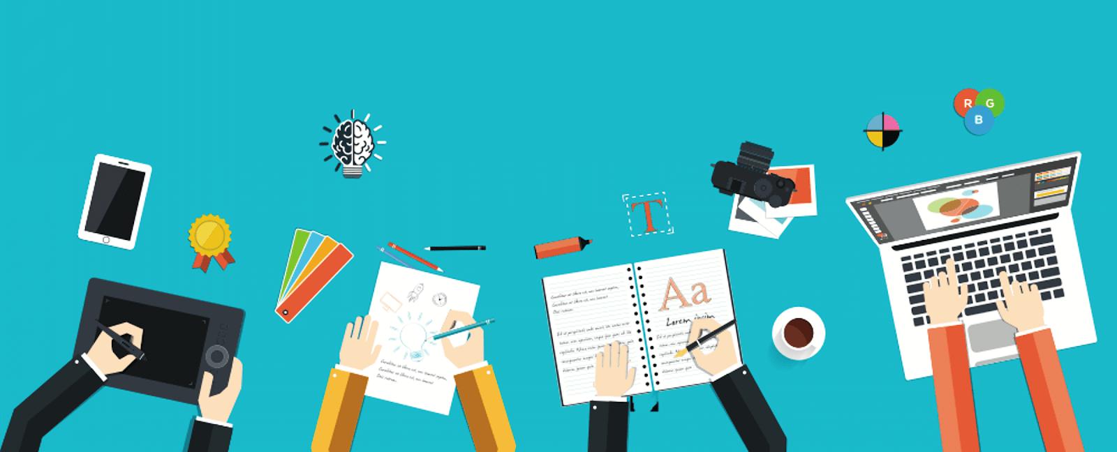 Як розробити дизайн логотипу | LoGoGo Studio
