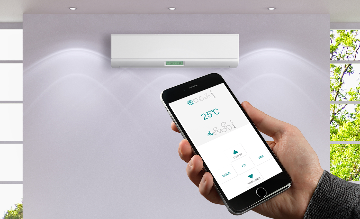 Air Conditioner Remote Control Android Apps On Google Play