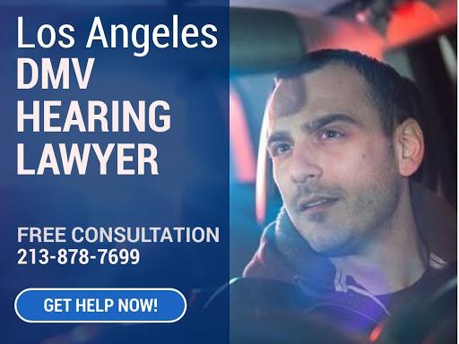Los Angeles DMV Hearing Attorney