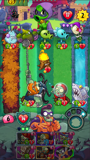 Plants vs. Zombiesu2122 Heroes  screenshots 6