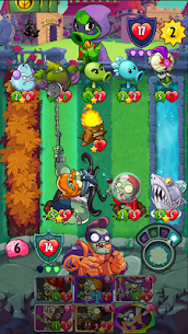 Plants vs Zombies Heroes MOD APK [Unlimited Sun] 6