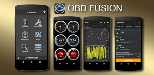 OBD Fusion (Car Diagnostics) - Apps on Google Play