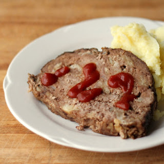 Why, Yes, It Actually Is My Mom's Meatloaf