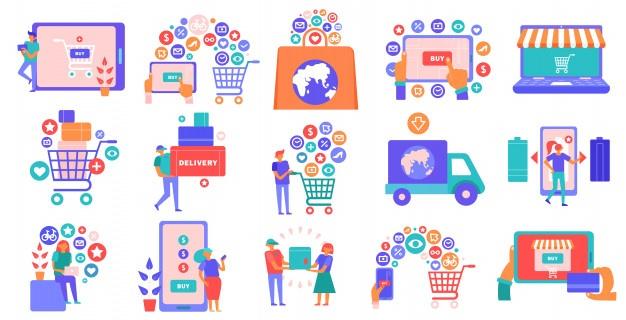 8 Tren Pertumbuhan E-commerce di Tahun 2020 - 2021