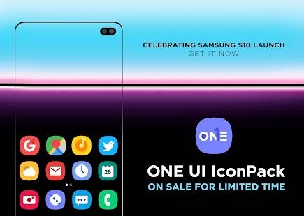 ONE UI Icon Pack : S10 Screenshot