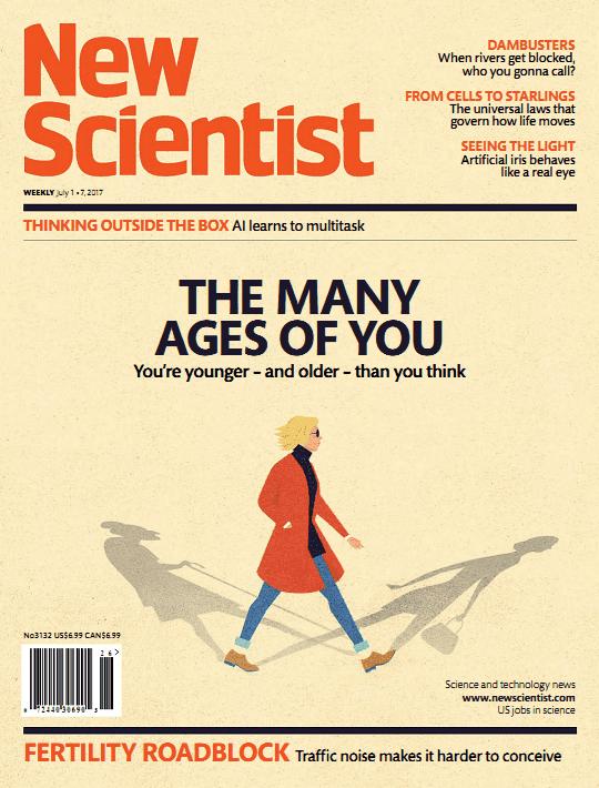 New Scientist 1 July 2017