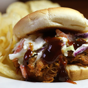 Michelle's Sweet and Spicy Pulled Pork