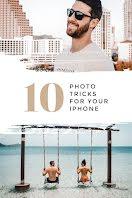 Ten iPhone Photo Tricks - Pinterest Pin item