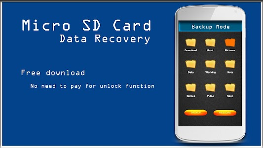 Micro SD Card Data Recovery screenshot 2