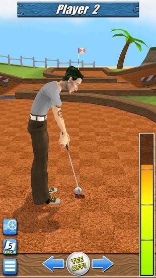 My Golf 3D- screenshot thumbnail