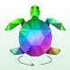 ポリゴンアート3Dパズルゲーム