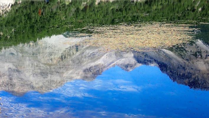 Il cielo in fondo al lago di laura62