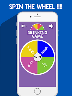 Drink Roulette - Drinking App Wheel games 🍻- screenshot thumbnail