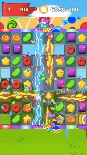キャンディポップブラスト - jewels crush