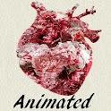 Beating Flower Heart Wallpaper icon