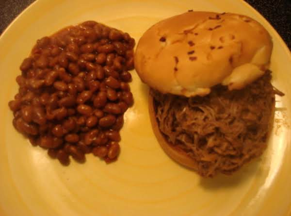 Crock Pot Pulled Pork Sandwiches Recipe