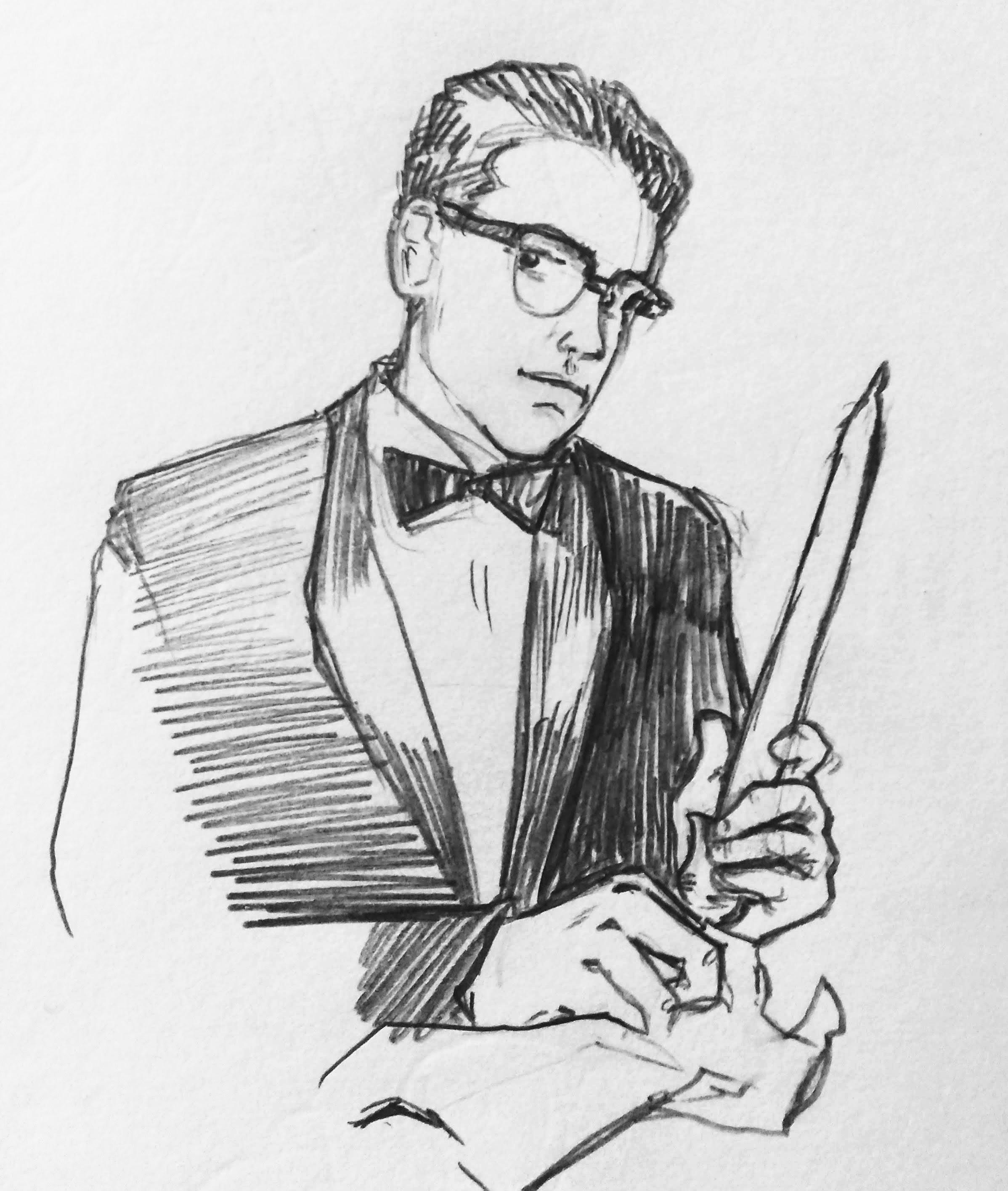 1986 John Flansburgh (ft candle)