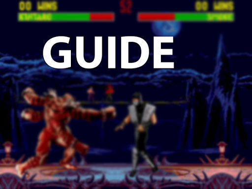 Guide For MORTAL KOMBAT screenshot 1