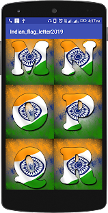Download INDIAN FLAG LETTER For PC Windows and Mac apk screenshot 4