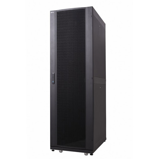 Tủ chứa thiết bị dòng S, 42U(600x 800) VRS42-680 (Đen)