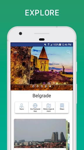 Belgrade Travel Guide screenshots 3