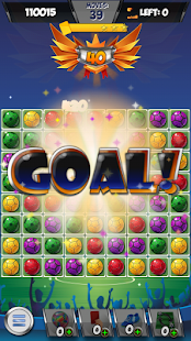 Euro Soccer Tournament - Match 3 Puzzle Game Screenshot