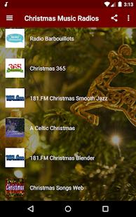 Christmas Music Radios - náhled