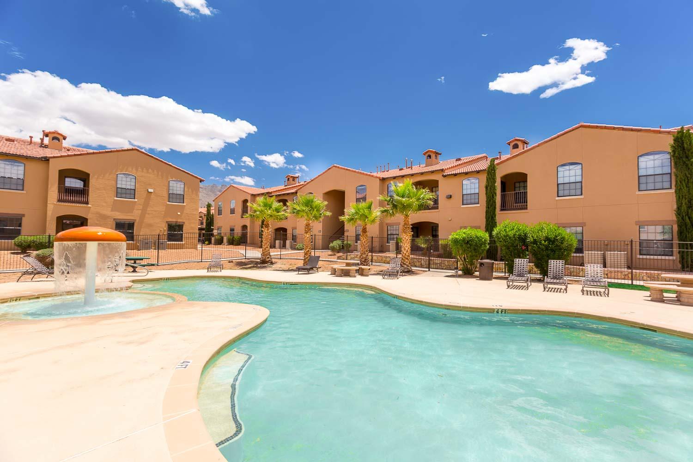 The Tuscany at Mesa Hills Apartments in El Paso Texas