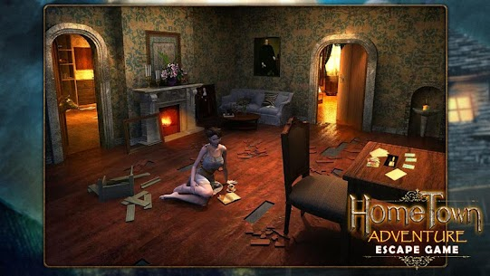 Escape game:home town adventure App Latest Version  Download For Android 5