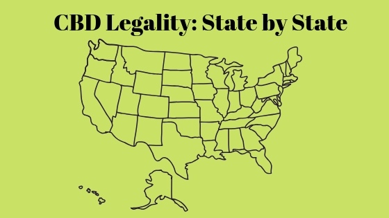 Is CBD legal in US States