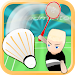 Badminton Smash 3D icon