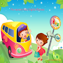 Pre-nursery Kids English Rhyme icon