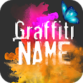 Smoke Graffiti Name Art Maker