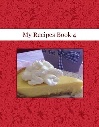 My Recipes Book 4