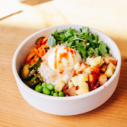 Lemongrass Chicken Bowl
