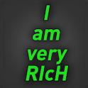 I am very RIcH icon