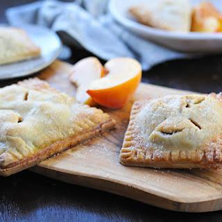 Curried Peach Hand Pies.