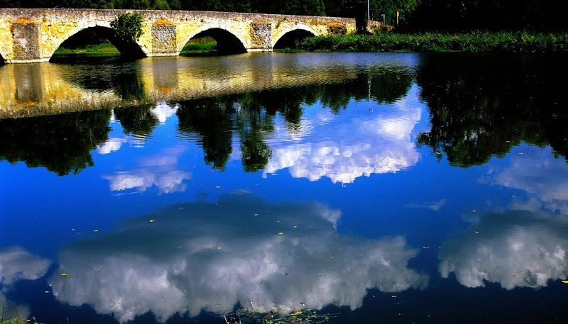 Il ponte di Leonardo da Vinci di Cary