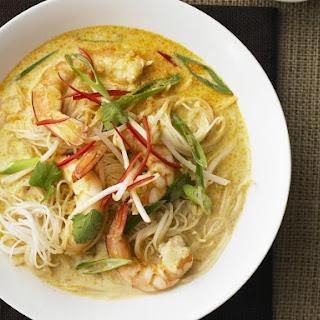 Shrimp Laksa.